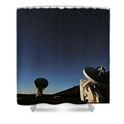 Looking For Space Shower Curtain
