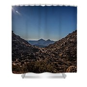 Lookout Point Shower Curtain