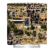 Lookout Studio @ Grand Canyon Shower Curtain