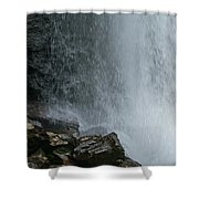 Loooking Glass Falls Shower Curtain
