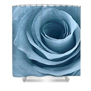 Lopez Rose Shower Curtain