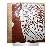 Lord Bless Me 18 - Tile Shower Curtain