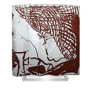 Lord Bless Me 7 - Tile Shower Curtain