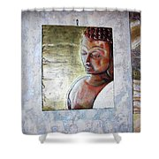 Lord Buddha Shower Curtain