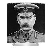 Lord Herbert Kitchener Shower Curtain