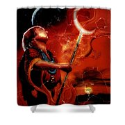Lord Of Casterly Rock Shower Curtain