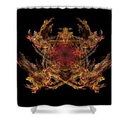 Lord Of The Flies Shower Curtain