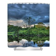 Lord Stirling Park Shower Curtain