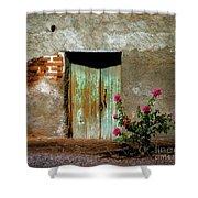 Loreto Rose Shower Curtain