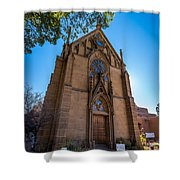 Loretto Chapel Shower Curtain