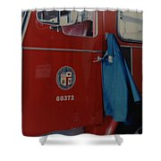 Los Angeles Fire Department Shower Curtain