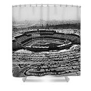 Los Angeles: Stadium, 1962 Shower Curtain