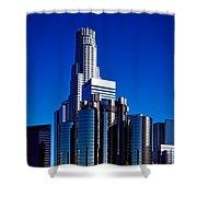Los Angeles' Westin Bonaventure Hotel Shower Curtain