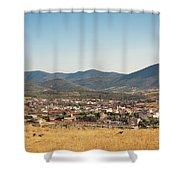 Los Navalucillos 02 Shower Curtain