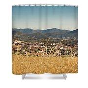 Los Navalucillos 03 Shower Curtain