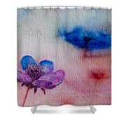 Lost In Summer Shower Curtain