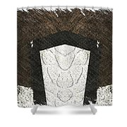 Lost In The Stars  Shower Curtain