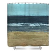 Lost In Time Shower Curtain