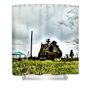 Lost Mill Shower Curtain