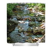 Lost River 1 Shower Curtain
