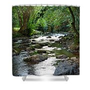 Lost River Shower Curtain