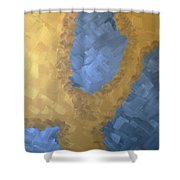 Lost Traveler Shower Curtain