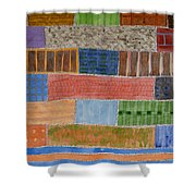Several Acres Of Land Shower Curtain