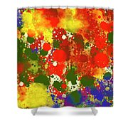 Lots 1 Shower Curtain