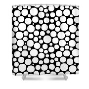 Lots Of Bubbles 1 Case Shower Curtain
