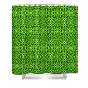 Lots Of Luck Shower Curtain