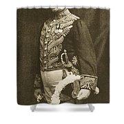 Louis Botha 1862-1919 South African Shower Curtain