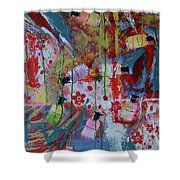 Louis Vuitton The Collection Shower Curtain