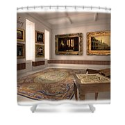 Louisbourg Before The Fall Shower Curtain
