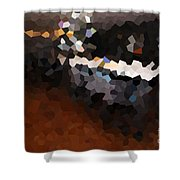 Lounge Shower Curtain