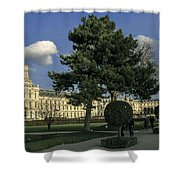 Louvre Sky Shower Curtain