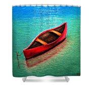 Love Boat Shower Curtain