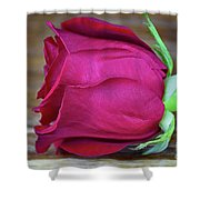 Love By Rose  Shower Curtain