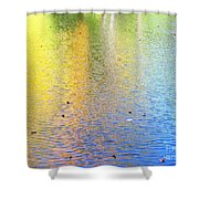 Love Calls Unceasingly Shower Curtain