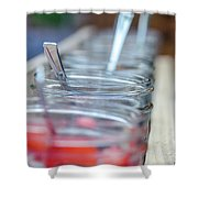 Love Is Sweet 3 Shower Curtain