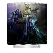 Love Lost Shower Curtain