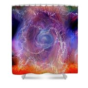 Love Of Creation Shower Curtain