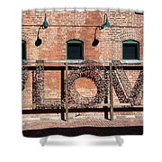 Love Promises Shower Curtain