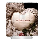Love Victorian Style 2 Shower Curtain