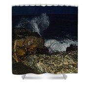 Love Wave Shower Curtain