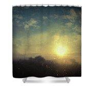Lovelorn Shower Curtain