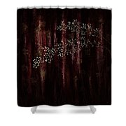 Lovely Dwelling Places Shower Curtain