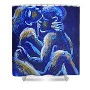 Lovers - Night Of Passion 4 Shower Curtain