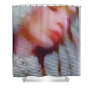 Love's Barefoot Shepherdess Shower Curtain