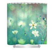 Lovestruck Shower Curtain by Amy Tyler
