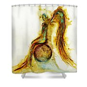 Loving Shower Curtain